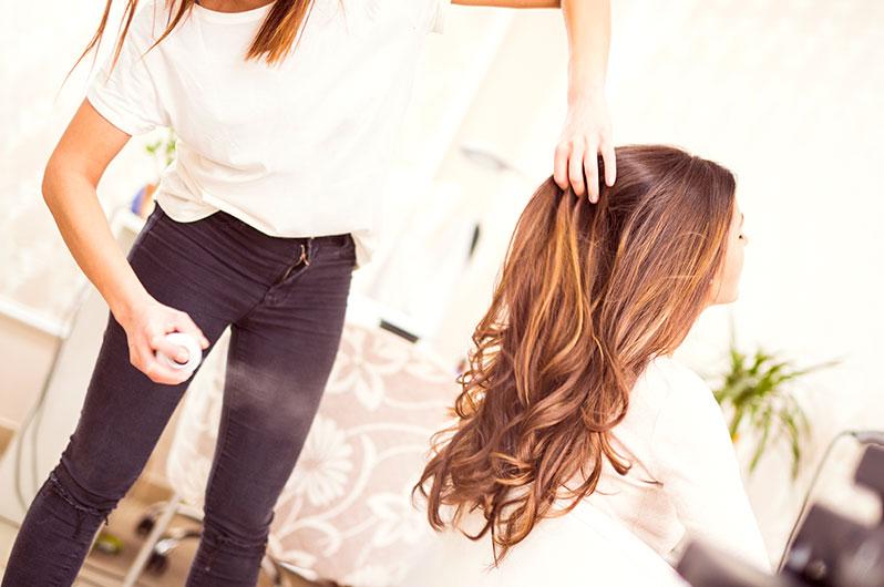 Trucarma Hair Styling
